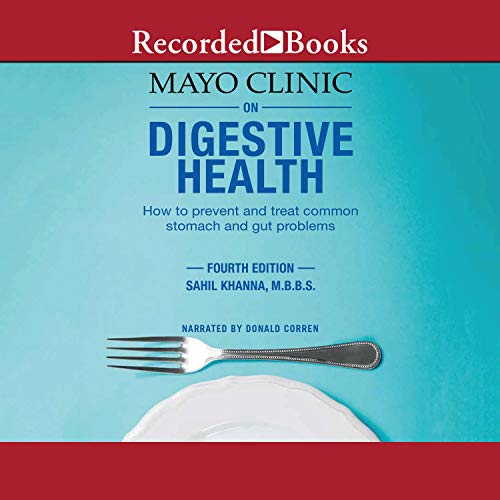 The Mayo Clinic on Digestive Health Titelbild