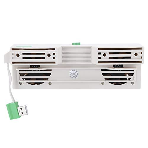 Staubdicht Kühler Doppelt Kühlung Ventilator, mit Abs DC5V/500mA Dual Kühlung Ventilator Dual-Modus Kühler
