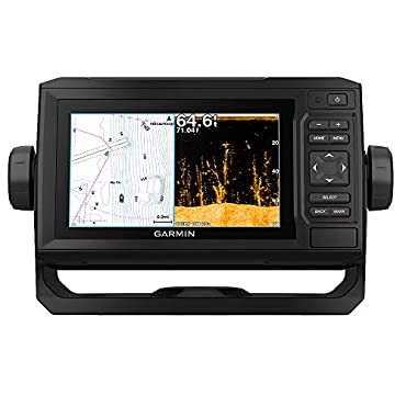 Garmin EchoMap Plus 64cv Chartplotter with GT23 Transducer