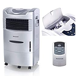 honeywell cl201ae portable evaporative cooler review