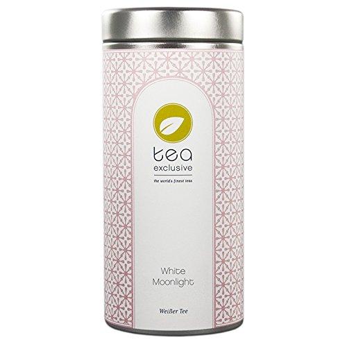 tea exclusive - White Moonlight, Weisser Tee, BIO, China, 30g Dose