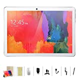 Tableta de 10 Pulgadas, 4 GB de RAM + 64 GB de ROM, 4G LTE Android 9.0 Certificado por Google GMS Tablet Pc, WiFi | GPS | Bluetooth | Doble SIM…