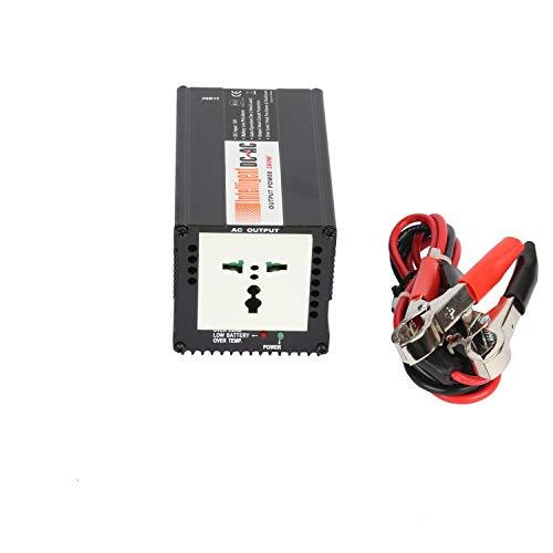 Blackcat 300W Car Inverter- 220V AC Output; Laptop Charger (12 V Input)