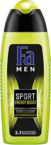 men 3in1 duschgel energy kick