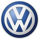 Emblema logo volkswagen para mando de llave, solo emblema , no contiene mando de control remoto ni llave