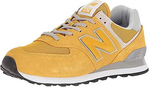 New Balance Ml574v2, Zapatillas Para Hombre, Dorado (Gold EYW), 42.5 EU