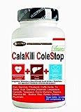 Quemador de Grasa Adelgazante Potente Para Perder Peso con garcinia Promueve el Bienestar del Corazón y el Suplemento de Hígado CalaKili 90 tabletas