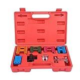 Set di strumenti di distribuzione universale, kit di cinghie di distribuzione motore da 8 ...