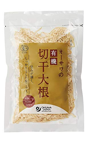 オーサワの有機切干大根 (乾燥) 100g 【オーサワジャパン】
