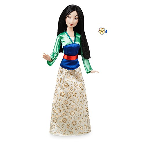 Disney Mulan Classic Doll with Ring - 11 1/2 inch