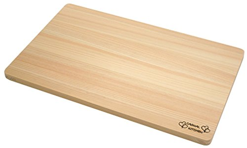 ダイワ産業 まな板 木製 ひのき 食洗機対応 軽量 大きい 39cm