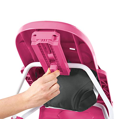 Bright Starts 3 Ways To Play Walker, Ford Mustang Pink, 6 Months Plus