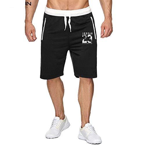 JinJ Bracciali Pantaloni Corti Uomo Fitness Bodybuilding Pantaloncini Palestre Allenamento Uomo Sportswear Jogger 10 XXL