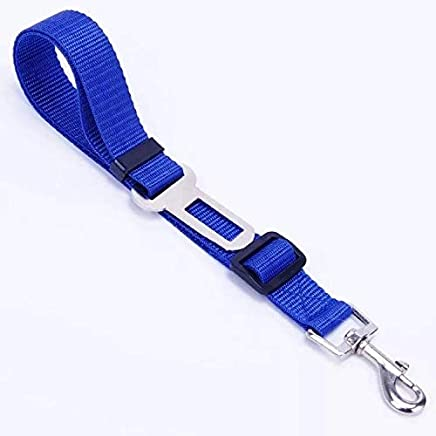 Green Dog Seat Belt Lead Restraint Harness by BByu