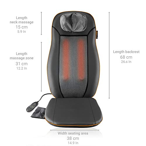 Cuscini Massaggianti Controindicazioni.I Migliori Sedili Massaggianti Criteri Per La Scelta Benefici