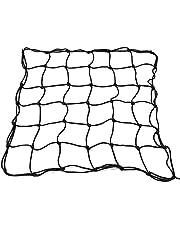 ValueHall Trellis Netting Elastische Plant Ondersteuning Netto Heavy Duty Mesh Tuin Trellis Netto voor Grow Tents en Klimplanten, Elastische Plant Trellis Netting met 6 Stalen Haken V7071 (80*80cm(extend to 120*120cm))