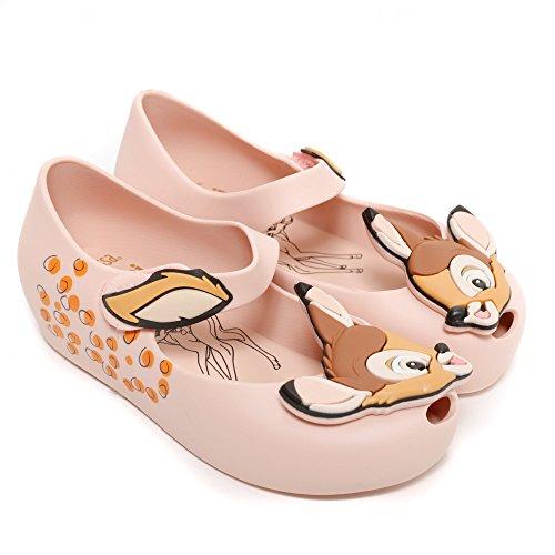Melissa Shoes Mini Ultragirl Bambi 19/20 Blush