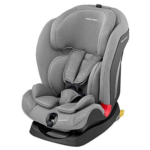 Bébé Confort Seggiolino Auto Gruppo 123 Titan, 9-36 Kg, Isofix Reclinabile, Reclinabile in 5 Posizioni, Grigio (Nomad Grey)