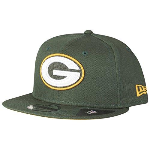 New Era 9fifty Green Bay Packers Herren Kappe Grün