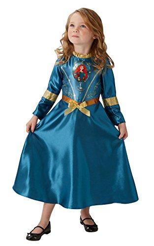 Rubie' s Costume Ufficiale Disney da Merida, Ribelle - The Brave, per Bambine