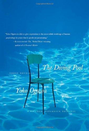 Download The Diving Pool: Three Novellas 0312426836