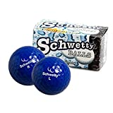 Schwetty Balls Blue Pair (Includes 2 Golf balls)