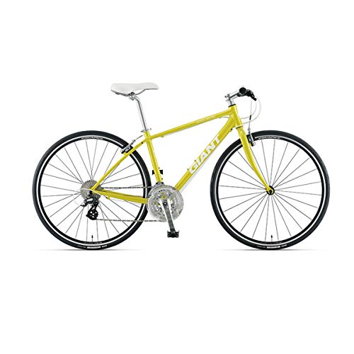 Find Bargain YINJIESHANGMAO Aluminum Alloy V Brake 24 Speed Adult Road Bike, City Commuter Car (Color : Yellow, Edition : 24 Speed)