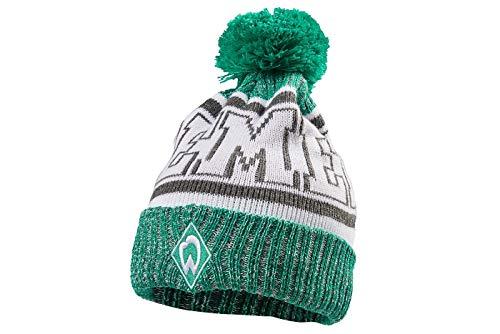 Werder Bremen SV Mütze/Strickmütze ** Bommel **