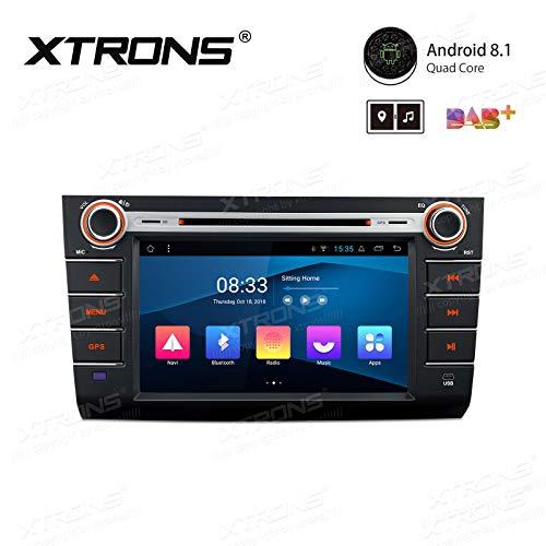 XTRONS – Stéréo de voiture Android 8.1 avec écran tactile 8\