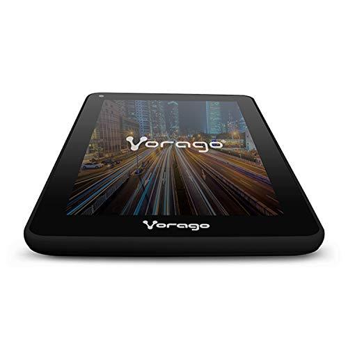 Vorago Tlcvgo580 Tablet Pad-7-V5-Bk - 1 Gb, Quad-Core, 7 Pulgadas, Android 8.1, 16 Gb, Color Negro