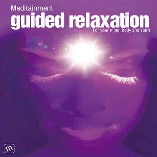Guided Relaxation Audiobook By Richard Latham cover art