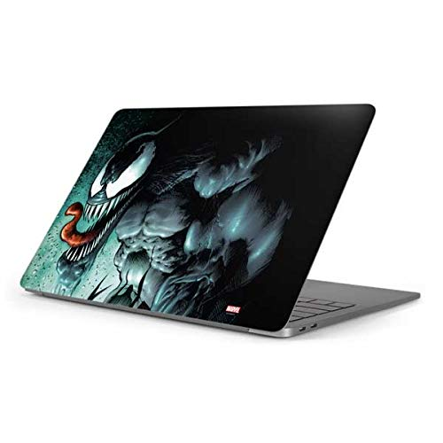 Skinit Decal Laptop Skin for MacBook Pro 16in (2019-20) - Officially Licensed Marvel/Disney Venom is Hungry Design