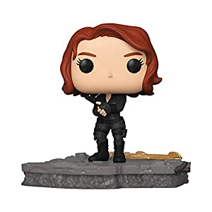 Funko Pop! Deluxe, Marvel: Avengers Assemble Series - Black Widow, Amazon Exclusive, Figure 5 of 6 - 41sxrzm5ZML - Funko Pop! Deluxe, Marvel: Avengers Assemble Series – Black Widow, Amazon Exclusive, Figure 5 of 6