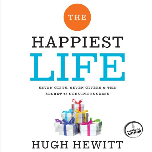 The Happiest Life audiobook cover art