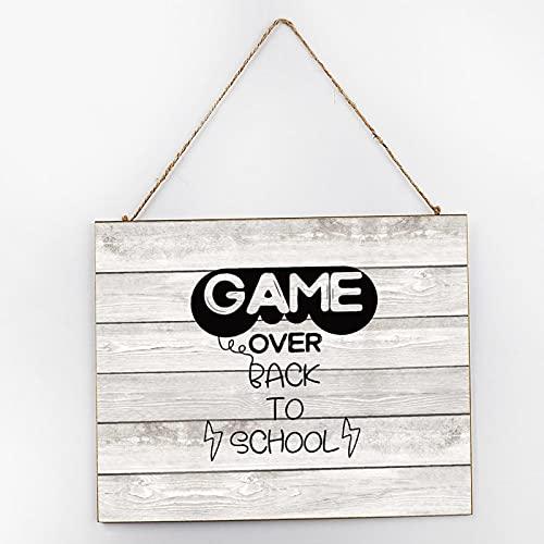 by Unbranded Señal de madera divertida para mujer, regalo de amistad, regalo para ella, amigos especiales, regalos de regreso a la escuela, 25 x 30 cm