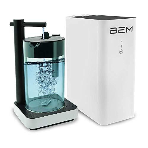 BEM | Robin | Wasserfilter | Filteranlage | Festwasseranschluss | Wasserfiltersystem | Osmoseanlage | Wasserfilteranlage | Hochqualitative Materialien und Modernes Design | Umkehrosmoseanlage | Filter