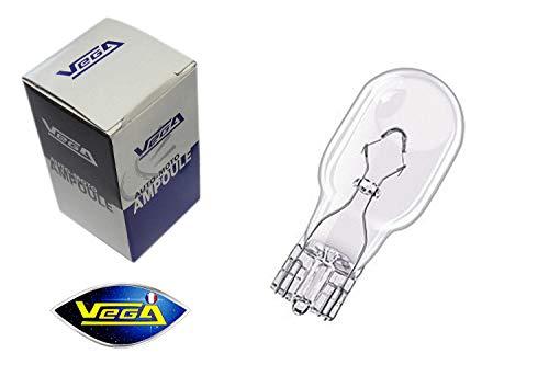 VEGA Ampoule W16W T10 W2,1x9,5d Maxi Halogène 12V