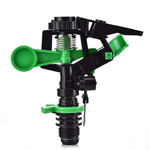 ZTT 1 PC Prato Giardino Irrigazione Irrigatore, 360 Gradi Ugello Ingranaggio Angolo Controllabile Rotierende Sprinkler Ugello Impianto Acqua Giardino Di Irrigazione Irrigazione Strumento