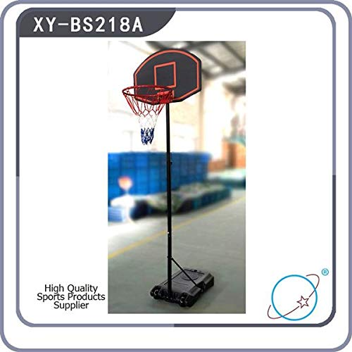 Great Features Of Thxbye Best Gift Portable Removable Adjustable Teenager Basketball Rack Basketball...