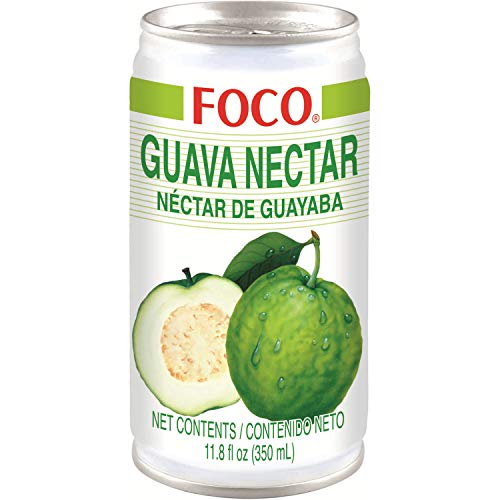 [ 6x 350ml ] FOCO Guavennektar / Guava Drink / Guaven Nektar / Saft
