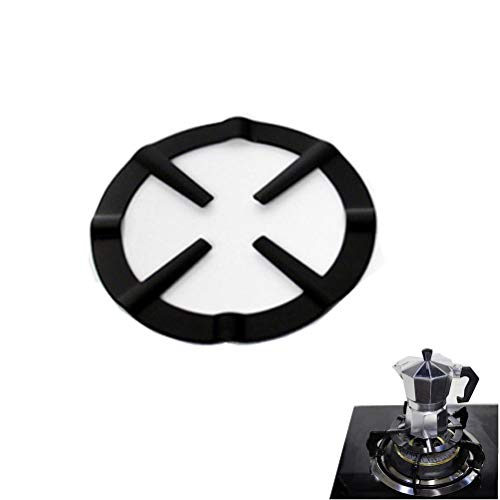 Iron Gas Stove Cooker Plate Coffee Pot Stand Reducer Ring Holder