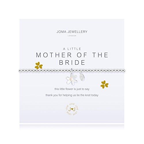 Joma Jewellery a Little Mother of The Bride Bracelet