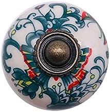 DF830 1 st 40 MM Dia keramische deurlade handgrepen ronde knoppen Europa keramische kast handgrepen Pull lade dressoir kno...