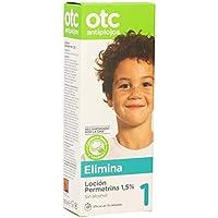 Otc Antipiojos Loción Permetrina 1.5% Tratamiento para Eliminar Piojos y Liendres - 125 ml