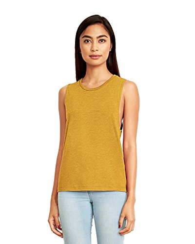 Camiseta sin mangas para mujer Next Level (5033), 5033, M