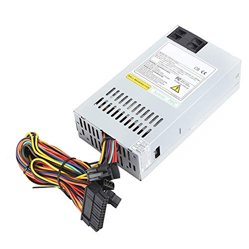 FastUU Liten strömförsörjning, AC 220 V 1 U allt-i-ett-nätaggregat för stationär dator POS-nätaggregat för FSP100 – 50GUB/FSP180?50PLA/FSP200?50AP/FSP250?50CI/FSP220?50AP