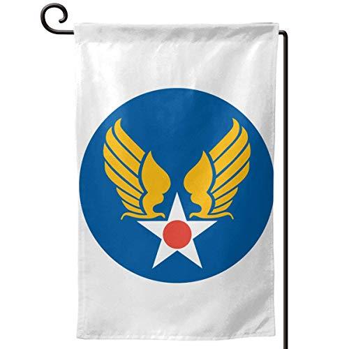 UPNOW USAF Hap Arnold Symbo Premium Garden Flag Home Yard Voiture Décorative Double Face Jardin Drapeaux
