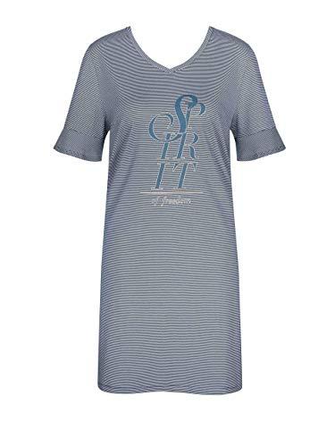 Triumph Lounge-Me Cotton Kurzarm-Nachthemd Damen