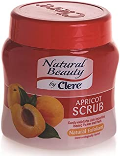 Clere Apricot Face and Body Scrub