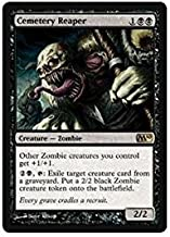 Magic: the Gathering - Cemetery Reaper - Magic 2010